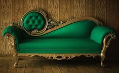 Great Vintage Green Sofa - Home Decorating Inspiration Smart Furniture, Diy Furniture Projects, Unique Furniture, Home Decor Furniture, Furniture Design, Luxury Furniture, Furniture Online, Furniture Outlet, Discount Furniture