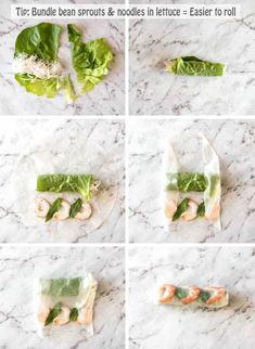 Fresh and healthy Vietnamese rice paper rolls with an amazing peanut sauce. Plus TWO secret tips to make it super easy to roll them up neatly! Vietnamese Rice Paper Rolls, Vietnamese Spring Rolls, Peanut Dipping Sauces, Peanut Sauce, Vietnamese Recipes, Asian Recipes, Ethnic Recipes, Healthy Snacks, Healthy Eating