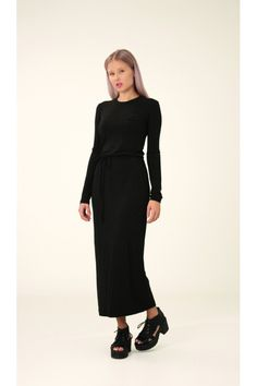 &Other Stories Maxi Dress, XS / Annaliina High Neck Dress, Collection, Dresses, Women, Fashion, Turtleneck Dress, Vestidos, Moda, Fashion Styles