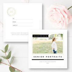 Homemade Gift Vouchers Templates Baby's First Year Mini Sessions Marketing Board  Baby Milestones .