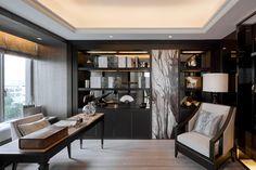 The Best Modern Home Office Design Elements Top Interior Designers, Office Interior Design, Best Interior, Office Interiors, Home Interior, Interior Architecture, Office Designs, Luxury Interior, Modern Interior