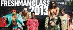 XXL Freshman Freestyle Cyphers 2013 [Ep. 1]