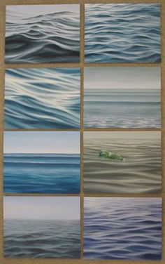Ebb and Flow: Painting water