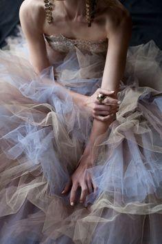 Soft elegance .