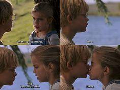 It's how I kiss the bf, har har har
