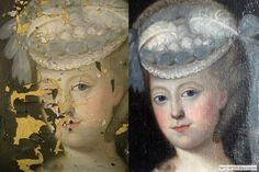 art restoration - Google Search