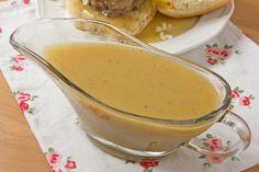 Make-Ahead Turkey Gravy