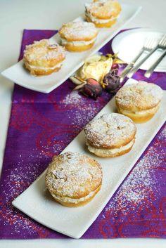 stuttgartcooking: Bienenstich-Muffins