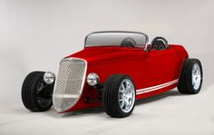 """Introducing the """"GT-33"""" (FFCars.com Factory Five '33 Hot Rod ..."""
