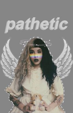 Support Melanie Martinez she is a Angel Martinez Melanie, Crybaby Melanie Martinez, Logo Snapchat, Iphone Snapchat, Soft Grunge, Wallpaper Aesthetic, Cry Baby, Cute Wallpapers, Wallpaper Backgrounds