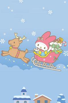 My Melody Christmas (Sanrio)