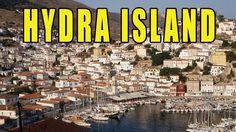Short Visit To Hydra Island Greece