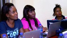 The female software engineers in Ghana using technology to improve their incomes and working lives.