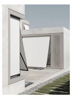 Automação residencial - Villa M / Niklaus Graber + Christoph Steiger Architekten