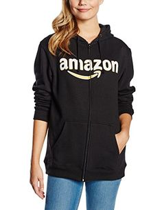 Amazon Gear Unisex 10-Ounce Zip Hooded Sweatshirt, Charcoal Heather, Medium * Check this awesome product by going to the link at the image.