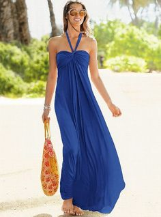 Alessandra Ambrosio - summer dress