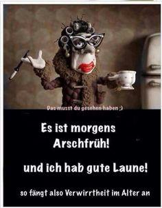 Yup, Guten Morgen liebe FB- Gemeinde ....