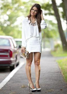 Os 20 Melhores Looks da Blogosfera em Julho! - Oh, Lollas Looks trabalho. Look…
