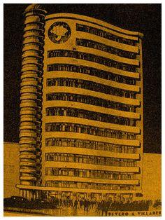 O Edifício Ouro para o Bem de São Paulo se localiza na Rua Álvares Penteado nº 23, na Região Sé.  Foi construído com doações das alianças de casamento das senhoras paulistas, arrecadadas através da célebre campanha para obtenção de fundos necessários à manutenção da Revolução Constitucionalista de 1932.  Projeto da Severo & Villares. Em estilo art déco, sua fachada representa a bandeira paulista com suas treze listras, cada um de seus andares corresponde a uma das 13 listas da bandeira…