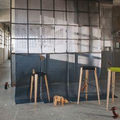 Sputnik Stool by Roger Arquer for Zilio Aldo  C #design #furniture #product_design #industrial_design #eyeli