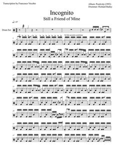 The full drum sheet music pages) for Shake Your Tail Feather by The Blues Brothers, included in the film The Blues Brothers A drum notation key is in Drum Sheet Music, Drums Sheet, Song Sheet, Blues Brothers 1980, Drum Notes, Drum Patterns, Drum Lessons, Music Score, Transcription