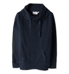 Functionimage view Sweatshirt in donkerblauw - 300 punten