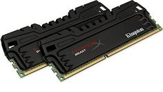 Kingston Technology 2400MHz DDR3 Non-ECC CL11 DIMM XMP Kingston HyperX Beast 16GB Kit HX324C11T3K2/16. Non-ECC 2400MHz 240-pin CL11 Unbuffered DIMM. Kingston is the industry leader in PC memory. Specifically designed and tested for compatibility in various makes and models of desktop computers. From the industry leader in PC memory. Our line of HyperX memory is ideal for PC enthusiasts and gamers. Included in package are two 8 GB Modules of 2400MHz DDR3 Non-ECC CL11 DIMM Memory.