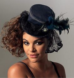 M7335, pattern to make hats in five styles from Formé Millinery