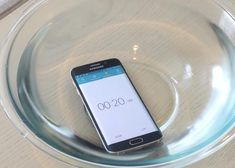 What to do with Samsung Galaxy S6 Edge that wont turn on due to possible water damage