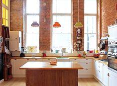 What a dream kitchen!