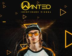 """Check out new work on my @Behance portfolio: """"Wanted - ID Visual"""" http://be.net/gallery/61485007/Wanted-ID-Visual"""