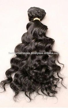 Natural Wave Remy Indian Virgin Human Hair  1.100% Remy Indian Human Hair  2.Shedding & Tangling Free  3.Soft & Smooth Texture..