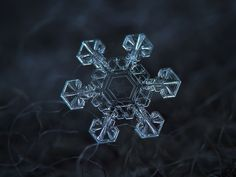 How to Take Beautiful Macros of Snowflakes with a Cheap Camera Rig via boredpanda: Russian photographer Alexey Kljatov created a home-made rig capable of capturing stunning close-up pictures of snowflakes out of old camera parts, boards, screws and tape.  #Photography #Snowflakes #DIY
