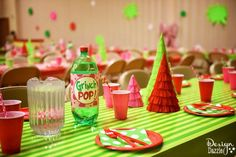 How to Do a Church Christmas Grinch Party on a Budget - Design Dazzle