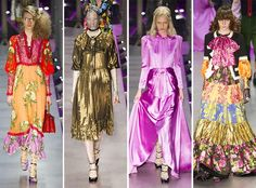 Gucci Fall/ Winter 2017-2018 RTW Collection - MFW