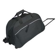 63e5b345dd Goodhope Rolling Travel Business Trip Duffel (Black) Best Luggage