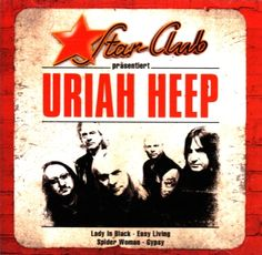 URIAH HEEP - STAR CLUB / CD