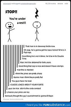 Strings of Musical Puns <--- yet another music pun. Yes.