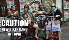 Fancy A Quick Laugh? Then Check These Weird And Funny Photos People Having Fun, New Motorcycles, Bad To The Bone, Young At Heart, Aging Gracefully, Forever Young, Old Women, Getting Old, Funny Photos