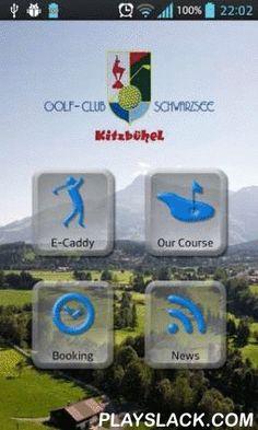 """Golfclub Schwarzsee  Android App - playslack.com , Von Bergen umrahmt Bereiten Sie sich auf einen ausgiebigen und vor allem lohnenden Course vor. Ein einzigartiges Panorama und Fairways, die Golferherzen höher schlagen lassen. 2003 war der Golfplatz Kitzbühel-Schwarzsee-Reith erstmals Veranstaltungsort der """"Golf European Challenge Tour"""".Los geht's mit einem fast 500 m langen, selektiven Eröffnungsloch. Anschließend folgt das schwierigste Loch des Platzes: Par 4, 414 m. Beeindrucken Wilder Kaiser, Golfer, Challenge, Games, Logos, Logo, Gaming, Plays, Game"""