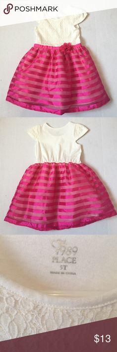 CHILDRENS PLACE DRESS 🎈 Cute dress girls dress , in mint condtion Children's Place Dresses