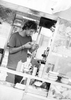 Coffee Break / Garance Doré