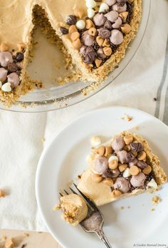 This no-bake peanut butter pie will be a showstopper at your next gathering