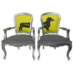 Jimmie Martin chairs from Maison 24