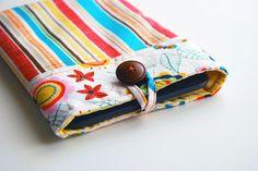 Kindle ereader sleeve sewing pattern - pdf email delivery - Kindle Fire. $7.00, via Etsy.