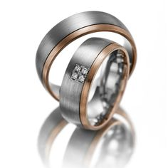 Comfortable and attractive to wear, these solid Two Tone white-rose Gold Satin finish Couple Wedding rings are handcrafted so you will get truly unique wedding bands. Price is for both wedding rings.Her wedding band has 4 Round sparkling diamonds. His And Her Wedding Rings, His And Hers Rings, Wedding Ring Sets Unique, Matching Wedding Rings, Wedding Band Sets, Wedding Matches, Wedding Rings For Women, Wedding Ideas, Trendy Wedding