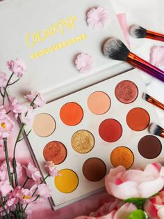 Colourpop Yes, Please! eyeshadow palette, 5 makeup products you need to try from Colourpop - The Violet Blonde, beauty and lifestyle blogger