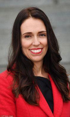 NZ Election: Jacinda Ardern is New Zealand prime minister Abby Martin, Character Bank, Prime Minister, Female Images, Enemies, Powerful Women, Female Characters, Art Inspo, Role Models