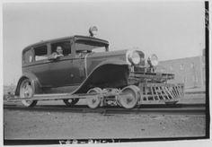Inspection car