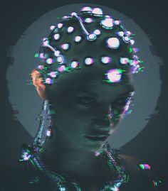 Post with 11 votes and 1022 views. Cyberpunk art from Kenn Little Glitch Art, Glitch Kunst, Cyberpunk Kunst, Steampunk, Virtual Fashion, Retro Waves, Sci Fi Characters, Shadowrun, Cultura Pop
